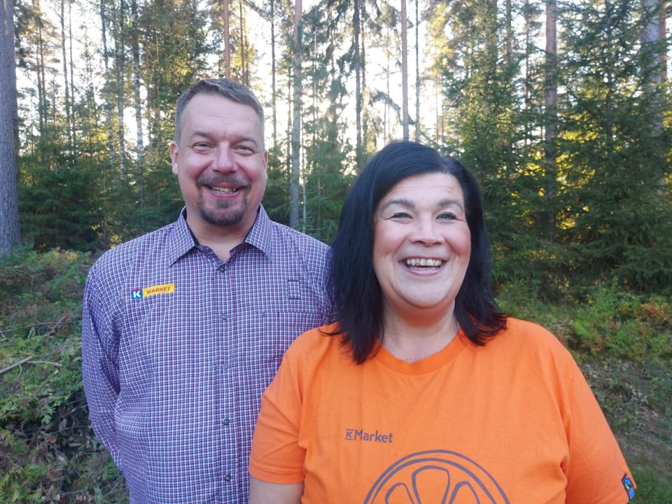 Matti ja Tanja Jokiranta