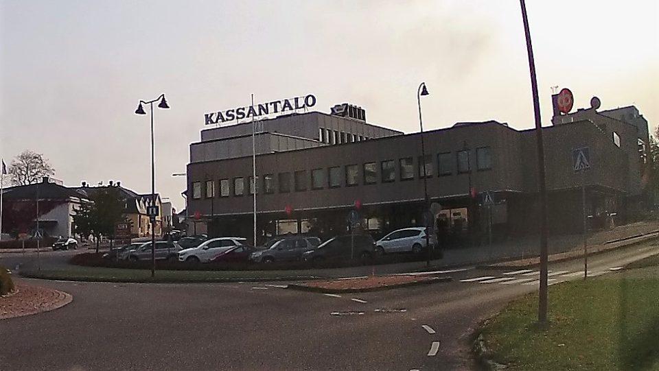 Osuuspankki, Kassantalo